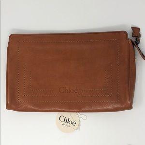 Chloe vintage clutch bag